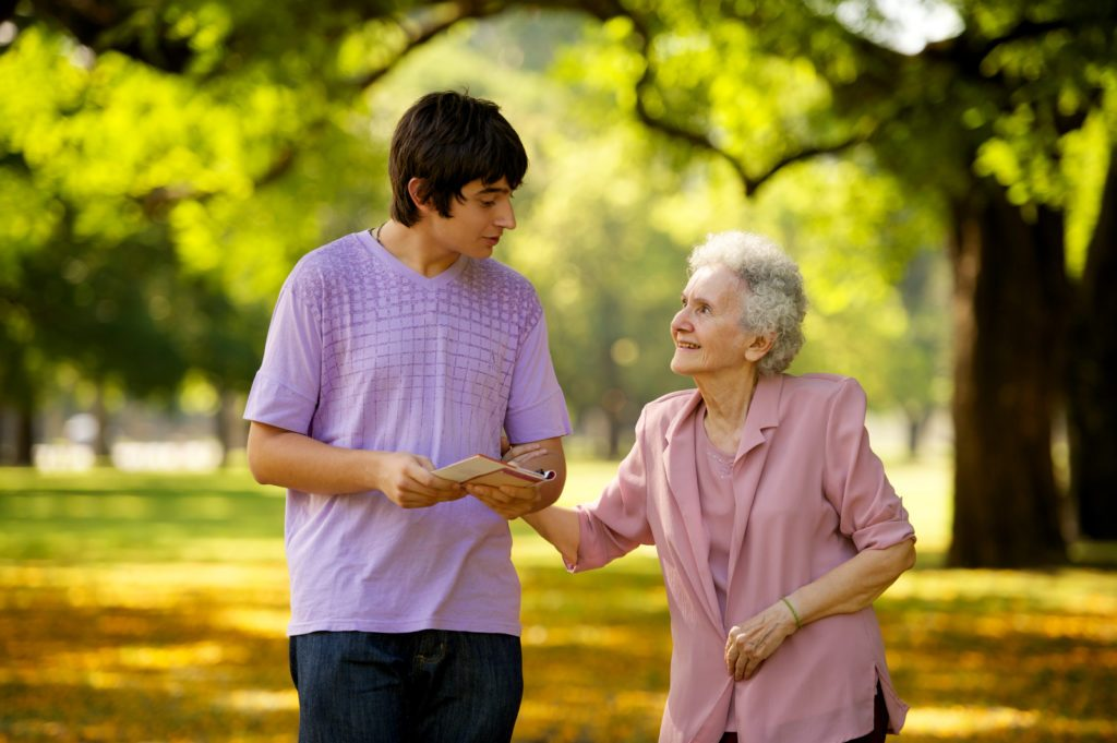 personnes âgées